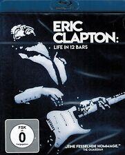 BLU-RAY NEU/OVP - Eric Clapton - Life In 12 Bars