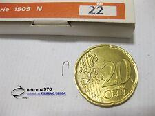 1 CONFEZIONE DA 100 AMI AU LION D'OR SERIE 1505N n.22 PESCA - MU58