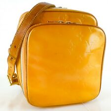 LOUIS VUITTON WOOSTER Crossbody Shoulder Bag Purse Monogram Vernis M91075 JUNK