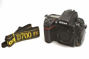 Nikon D700 Gehäuse / Body Vollformat Spiegelreflex mit 12.1 Megapixel #2410855