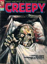 CREEPY N° 44 première Edition USA