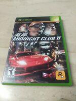 Midnight Club II Xbox