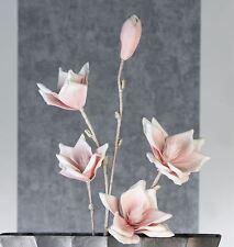 38075 Foam Flower Largato rose weiß mit 5 Blüten-Ø bis 18 cm Höhe 115cm
