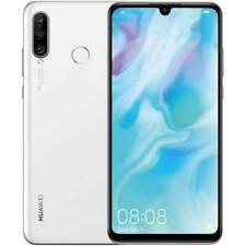 Huawei P30 Lite 128Gb 4Gb Dual SIM pearl white bianco Garanzia EU No Brand Nuovo