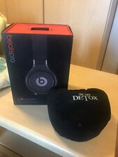 Dr Dre Monster Beats Detox headphones Boxed And Complete Gym Running Music 🎧