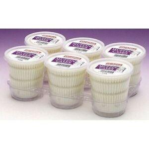 100 Small Petit Four Cases Plain White Paper Cup Cake Non Stick Baking 100 Pcs