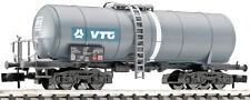 """Fleischmann N 848026 - Kesselwagen """"VTG"""" mit Bremserbühne, RENFE NEUWARE selten"""