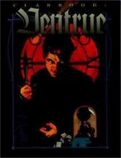 """Vampire: The Masquerade """"Clanbook: Ventrue"""" RPG Roleplaying - FREE SHIPPING!"""