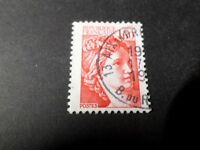 FRANCE 1981, timbre 2155, SABINE, oblitéré, VF STAMP
