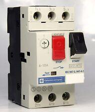 Telemecanique Motor Starter Gv2-M14 6-10A 230V