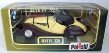 POLISTIL  - TG6 BMW 328 - CREAM / BROWN