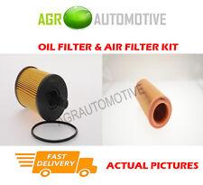 Diesel service kit huile filtre à air pour audi A2 1.4 75 bhp 2000-05