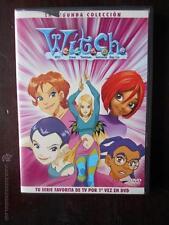 DVD WITCH LA SEGUNDA COLECCION (5N)