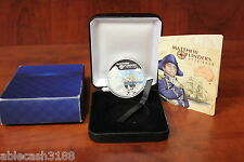 Matthew Flinders 1oz Silver Proof Coin $5 Tokelau 2014 (Limited Edition No. 242)