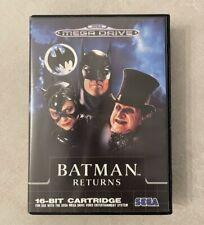 Batman Returns | Sega Mega Drive | PAL | CIB | No Repro | Original in OVP