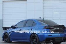 Mitsubishi Lancer Evolution / Evo X Rear Spoiler Replacement - Carbon Fiber