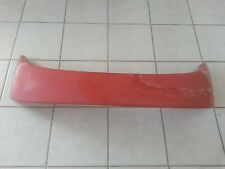 04 Dodge Neon SRT factory rear spoiler wing