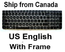 Keyboard for HP ProBook 4530s 4535s 4730s - US English With Frame