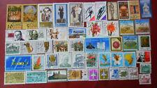 50 verschiedene Briefmarken DDR 1988-90 (2)