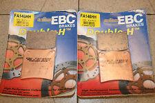 SUZUKI gv1400 Cavalcade 1987-1998 EBC metallo sinterizzato pastiglie dei freni vo