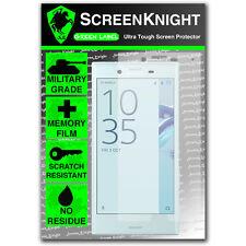 Screenknight Sony Xperia Compacto Protector de Pantalla-Militar X Escudo