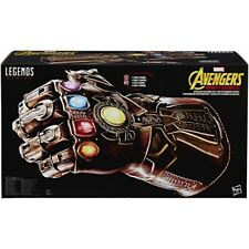 Avengers Infinity guerre Marvel Legends Replica THANOS INFINITY GAUNTLET NOUVEAU!