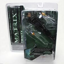 THE MATRIX TRINITY FALLING--UNIQUE DISPLAY-A MUST-NEW~!