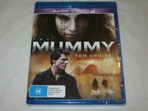 The Mummy - Tom Cruise - Brand New & Sealed - Region B - Blu Ray