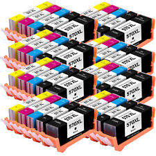 Druckerpatronen für Canon PGI-570 CLI-571 XXL PIXMA TS5050 MG5751 MG5752 MG5750