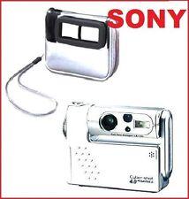 Étuis, sacs et housses argentés Sony pour appareil photo et caméscope
