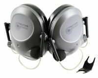 3M Peltor 6S Tactical Hearing Protector, Black, Behind-the-Head, 19 NRR #97043