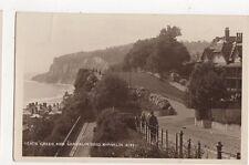 Keats Green & Shanklin Head IOW 1932 RP Postcard 224a