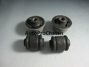 4 FRONT LOWER BUSHING OLDSMOBILE SILHOUETTE 97-04 SATUR RELAY-2 RELAY-305-07