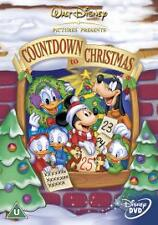 MICKEY MOUSE - COUNTDOWN TO CHRISTMAS - DVD - REGION 2 UK