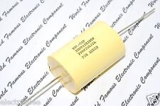 1pcs - REL-CAP PPMF 20uF (20µF) 200V 5% Axial Capacitor - PPMF206J2A FOR AUDIO