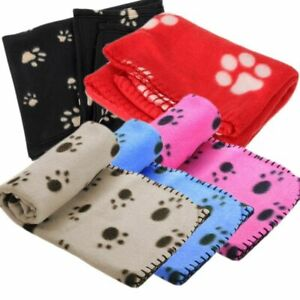 Pet Touch Soft Fleece Warm Pet Dog / Cat Bed Blankets 73 X 70 CM Warm & Cosy