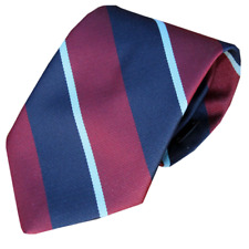 BRITISH ROYAL AIR FORCE RAF POLYESTER MILITARY NECK TIE
