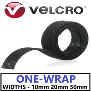 VELCRO® Brand ONE-WRAP® Double-Sided Hook & Loop Strapping Cable Tie Tidy Straps