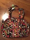VERA BRADLEY VINTAGE RETIRED PUCCINI DIAPER BABY OR TRAVEL BAG NEW WITH TAGS