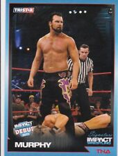 2011 TNA MURPHY ROOKIE WRESTLING CARD