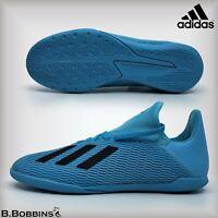 ⚽ SALE Adidas x 19.3 Indoor Junior Football Boots Size UK 1 2 4 5 5.5 Girls Boys