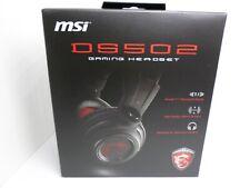 MSI DS502 Gaming Headset Enhanced Virtual 7.1 Surround Sound