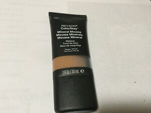 REVLON COLORSTAY MINERAL MOUSSE MAKE UP TUBE 30 Mil 090 DEEPER