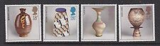 GB GREAT BRITAIN 1987 STUDIO POTTERY SET NEVER HINGED MINT