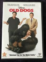 Travolta Williams OLD DOGS (DVD 2010 ) FREE US SHIPPING!