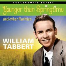 William Tabbert - Younger Than Springtime And Other Rarities (NEW CD)