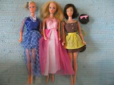 Muñecas barbie vintage steffie bailarina 3 trozo 70er