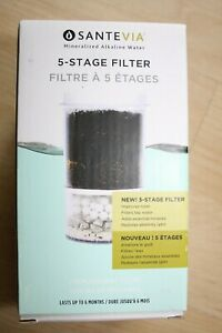 Santevia Water Systems 5 Stage Filter - S121