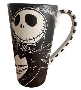 Disney Store Nightmare Before Christmas Mug Jack Skellington, Zero Sandworm Rare