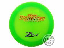 NEW Discraft Elite Z FLX Punisher 173-174g Green Orange Foil Driver Golf Disc